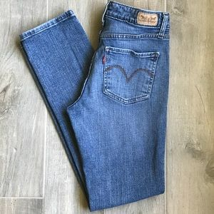 Levi's | Mid Rise Skinny Jeans Size 4M 27X29.5